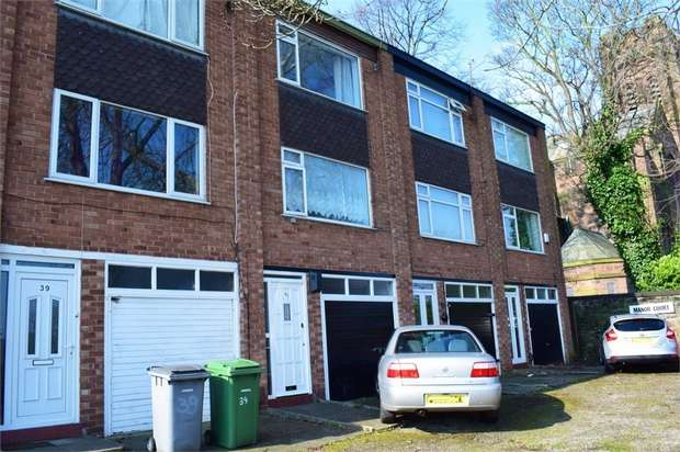 3 Bedrooms Town House for sale in Seabank Road, Wallasey, Merseyside