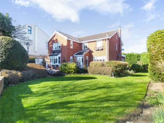 4 Bedrooms Detached House for sale in Netherby Gate, Hartlepool, Durham