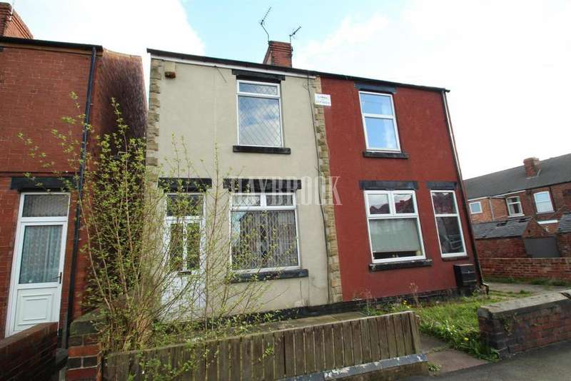 2 Bedrooms Semi Detached House for sale in Victoria Road, Beighton
