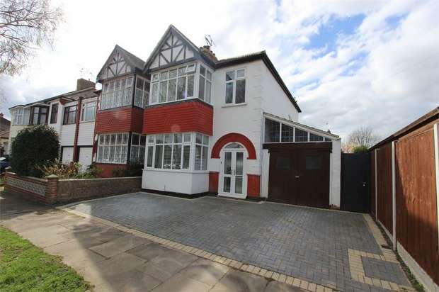 3 Bedrooms Semi Detached House for sale in 53 Birchwood Drive, LEIGH-ON-SEA, Essex