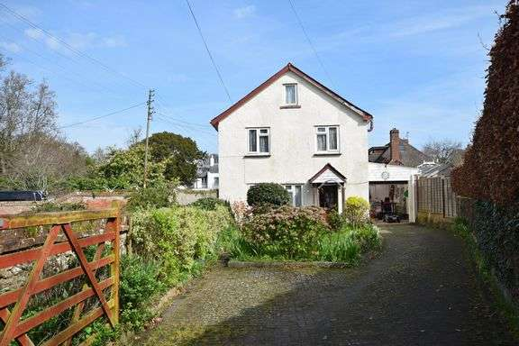 3 Bedrooms Detached House for sale in Sid Road, Sidmouth
