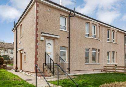 2 Bedrooms Flat for sale in Abbeyhill Street, Carntyne, Glasgow