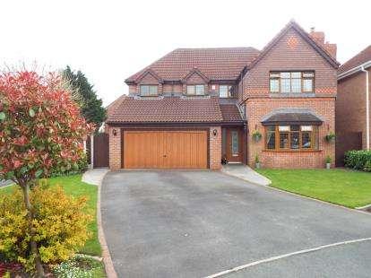 4 Bedrooms Detached House for sale in Fareham Close, Walton-Le-Dale, Preston, Lancashire