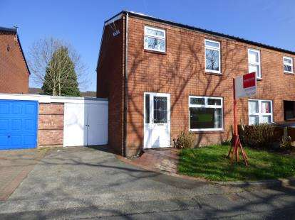 3 Bedrooms Semi Detached House for sale in Fallowfield Grove, Padgate, Warrington, Cheshire