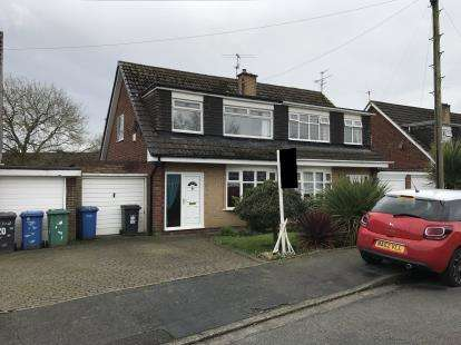 3 Bedrooms Semi Detached House for sale in Manston Road, Penketh, Warrington, Cheshire