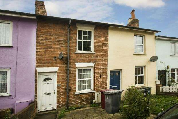 2 Bedrooms Terraced House for sale in Brunswick Street, Reading