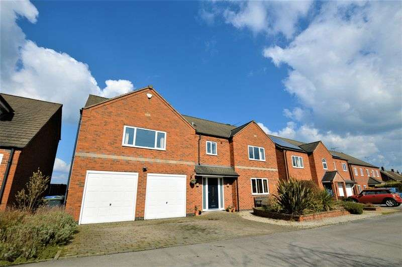 6 Bedrooms Detached House for sale in Cedar Court, Hulland Ward, Ashbourne