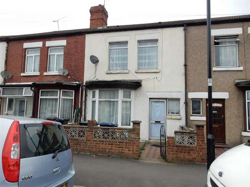 2 Bedrooms Property for sale in Balfour Road, Southall, Middlesex