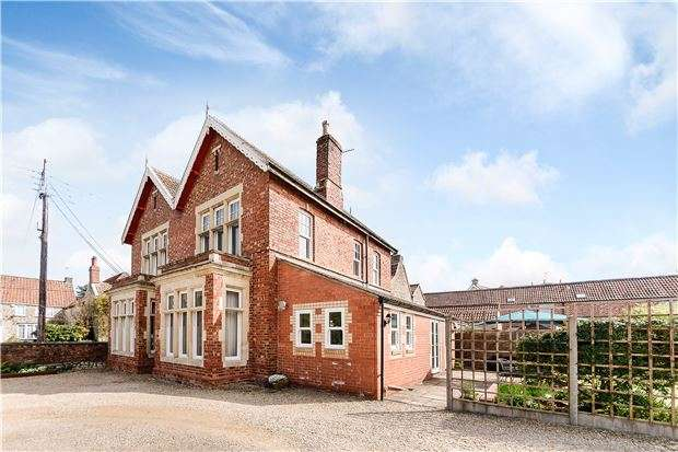 4 Bedrooms End Of Terrace House for sale in Parkfield Road, Pucklechurch, SOUTH GLOS, BS16 9PN