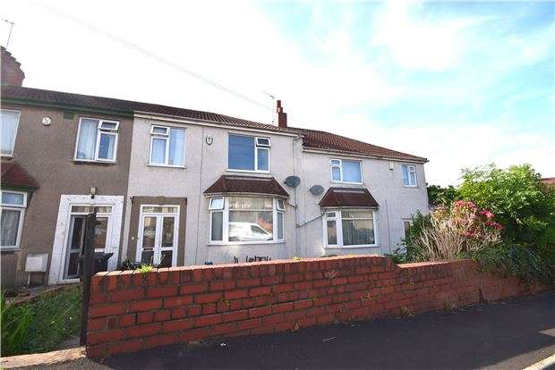 3 Bedrooms Terraced House for sale in Stanley Chase, Greenbank, BRISTOL, BS5 7UX