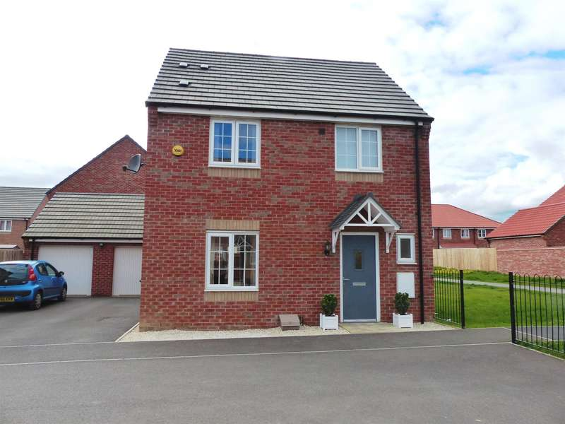 3 Bedrooms Detached House for sale in Felix Close, Peterborough, PE2