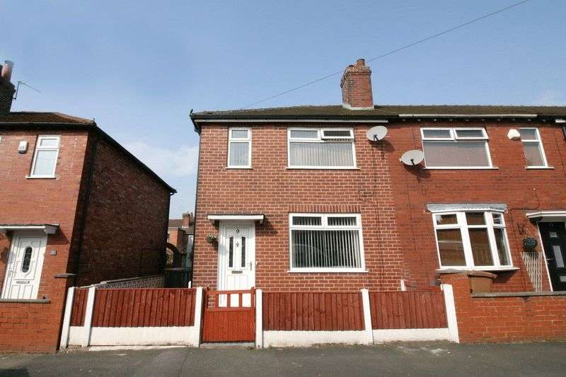 2 Bedrooms Terraced House for sale in Alder Drive, Swinton Manchester