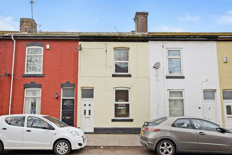 2 Bedrooms Terraced House for sale in Market Street, Widnes