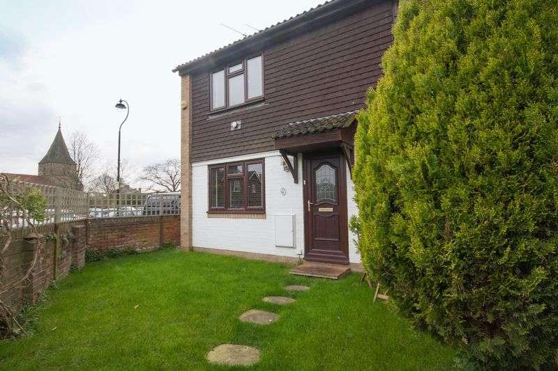1 Bedroom Terraced House for sale in Croft Court, Edenbridge