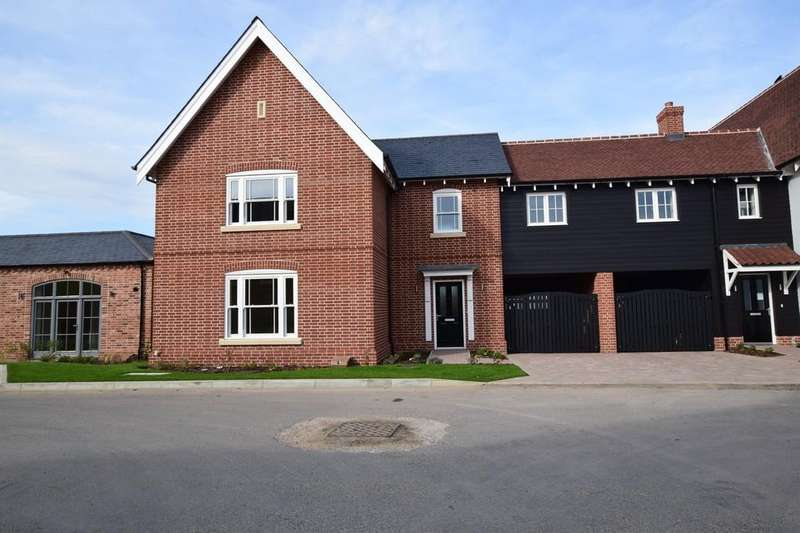 4 Bedrooms Semi Detached House for sale in Dedham