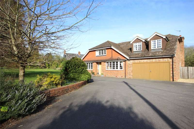 5 Bedrooms Detached House for sale in Selborne, Alton, Hampshire, GU34