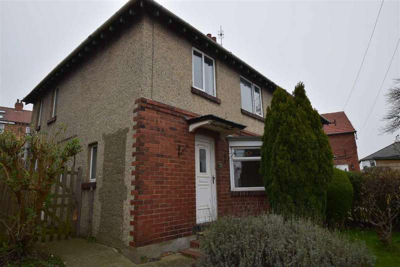 3 Bedrooms Semi Detached House for sale in Prospect Park, Scarborough, North Yorkshire
