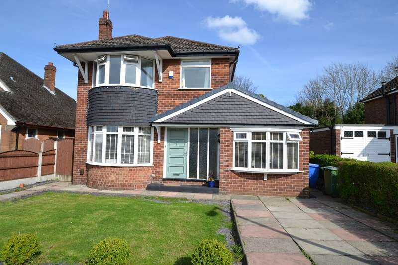 3 Bedrooms Detached House for sale in Kendal Drive, Gatley