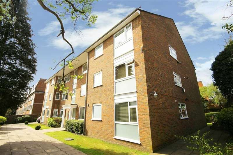 2 Bedrooms Flat for sale in Manor Road, High Barnet, Hertfordshire