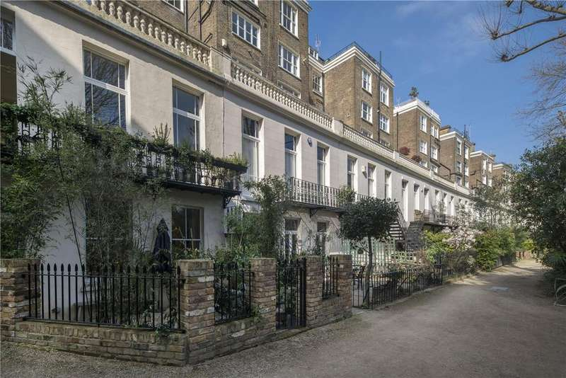 3 Bedrooms Flat for sale in Garden Flat, Warrington Crescent, Little Venice, London, W9