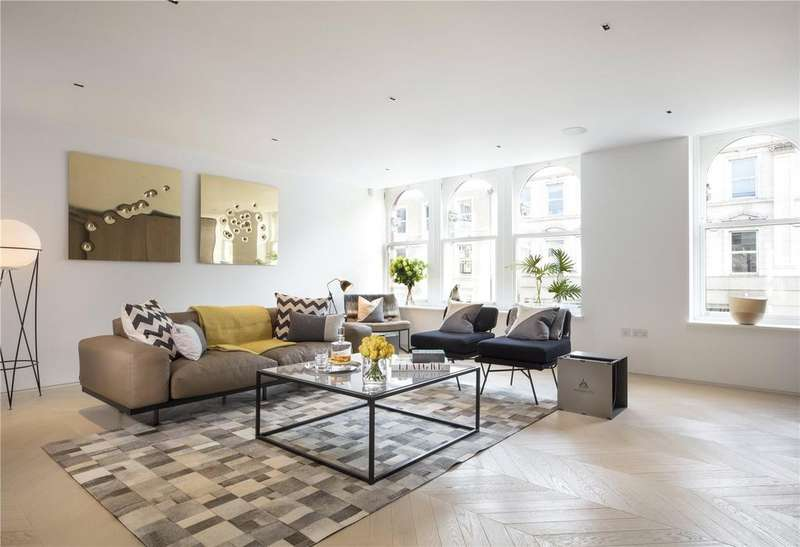 2 Bedrooms Apartment Flat for sale in Artisan, Fitzrovia, W1T