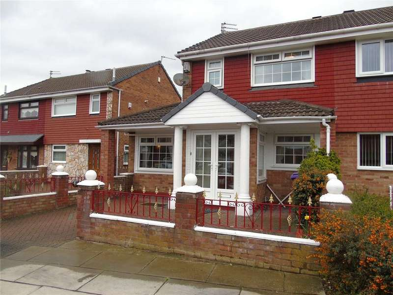 3 Bedrooms Semi Detached House for sale in Plane Close, Walton, Liverpool, L9