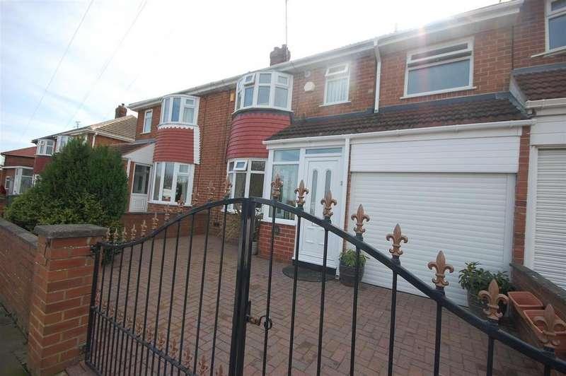 3 Bedrooms Semi Detached House for sale in Torver Crescent, Sunderland