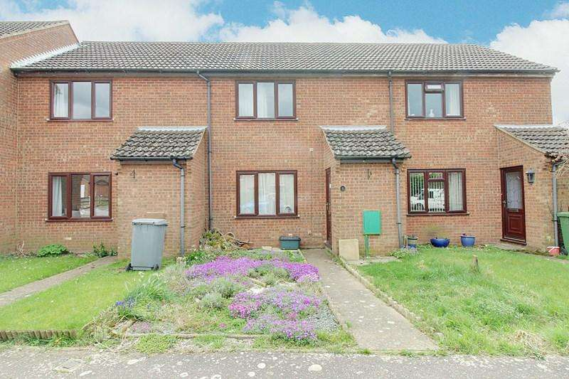 2 Bedrooms Terraced House for sale in Highfield Close, Foulsham, Dereham