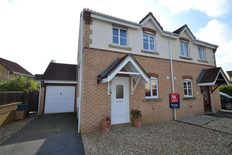 3 Bedrooms Semi Detached House for sale in Becklake Close, Roundswell