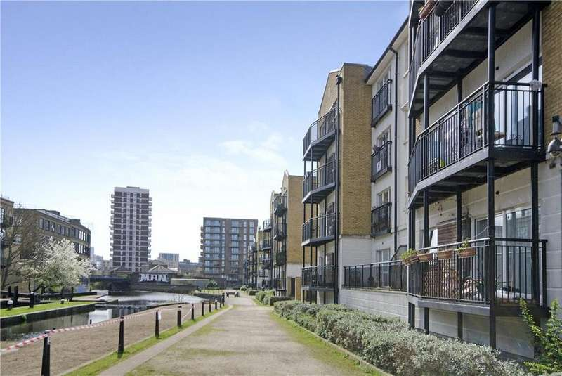 2 Bedrooms Flat for sale in Johnson Lock Court, 1 Candle Street, Stepney, London, E1