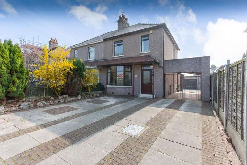 3 Bedrooms Semi Detached House for sale in 62 South Road, Bare, Morecambe, Lancashire LA4 6JP