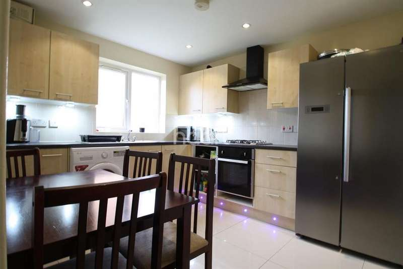 4 Bedrooms Semi Detached House for sale in Orpington Close, Luton