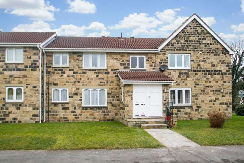 2 Bedrooms Apartment Flat for sale in Beck Lane, Collingham, Wetherby