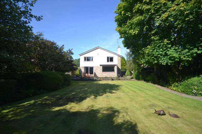 5 Bedrooms Detached Villa House for sale in 11 Longhill Avenue, Alloway, Ayr, KA7 4DY