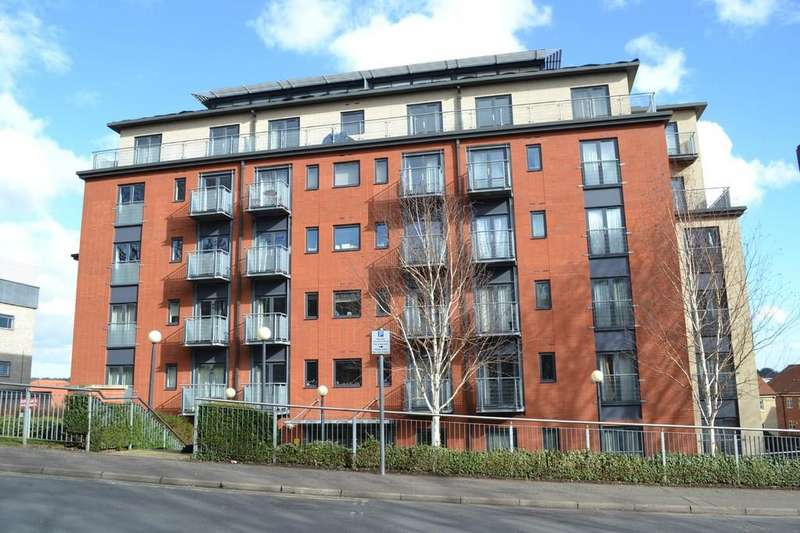 2 Bedrooms Flat for sale in Norwich City Centre