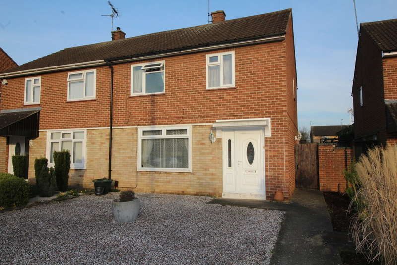 3 Bedrooms Semi Detached House for sale in Swale Avenue, Gunthorpe, Peterborough