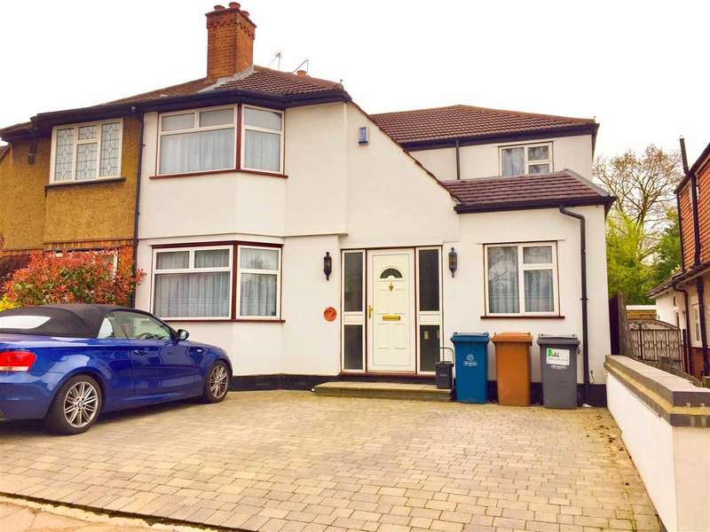 4 Bedrooms Semi Detached House for sale in Uxbridge Road, Harrow