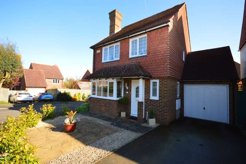 3 Bedrooms Detached House for sale in Cherry Orchard, Old Wives Lees, Canterbury, CT4
