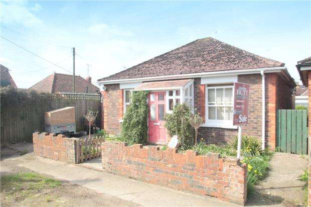 3 Bedrooms Detached Bungalow for sale in Merton Drive, Littlehampton, West Sussex, BN17