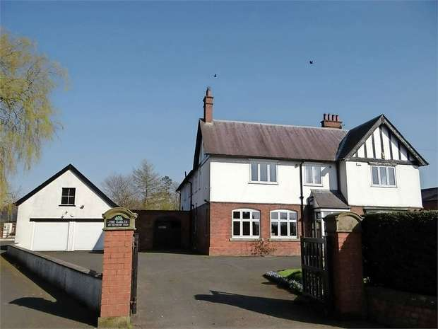 6 Bedrooms Detached House for sale in Netherby Road, Longtown, Carlisle, Cumbria