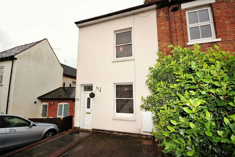 2 Bedrooms End Of Terrace House for sale in Stanley Street, Cherry Orchard, Worcester