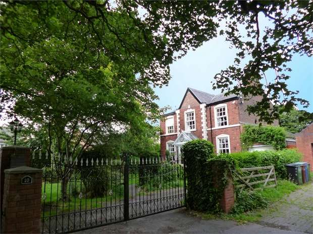 5 Bedrooms Detached House for sale in Adswood Grove, Edgeley, Stockport, Cheshire