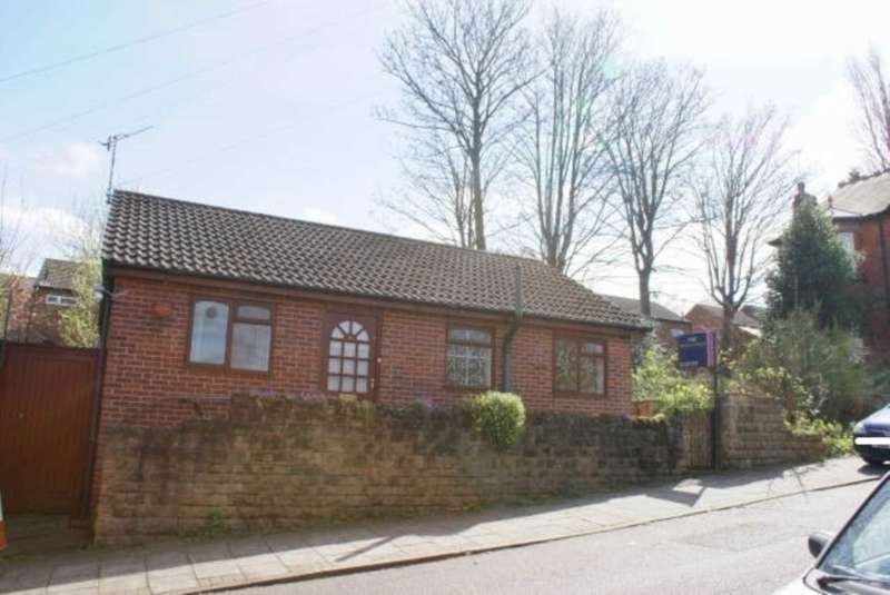 2 Bedrooms Detached Bungalow for sale in Langtry Grove, New Basford NG7 7AX