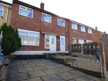 3 Bedrooms Terraced House for sale in Halstead Road, Ribbleton, Preston, Lancashire, PR2