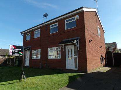 2 Bedrooms Semi Detached House for sale in Old Liverpool Road, Warrington, Cheshire, WA5