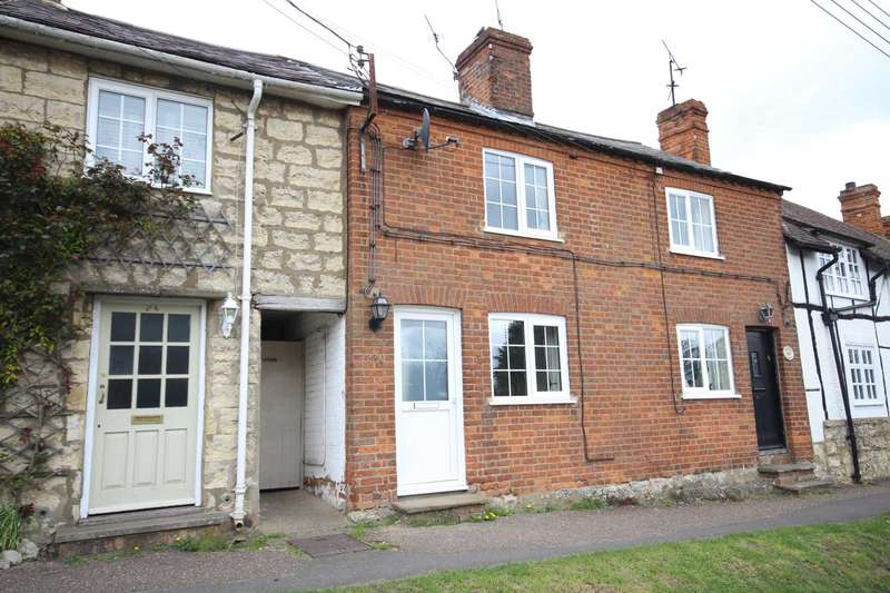 2 Bedrooms Terraced House for sale in Oving Road, Whitchurch