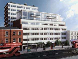 2 Bedrooms Flat for sale in Green Dragon House, 64-70 High Street, Croydon