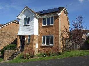 4 Bedrooms Detached House for sale in Willow Bank, Robertsbridge, East Sussex