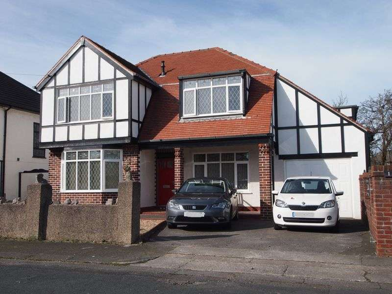4 Bedrooms Detached House for sale in 1 Clifton Drive, Bare, Morecambe