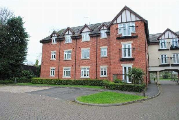 2 Bedrooms Flat for sale in Welford Road, Kingsthorpe, Northampton NN2 8PW